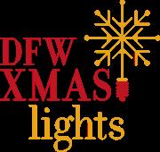 dfwxmaslights logotype